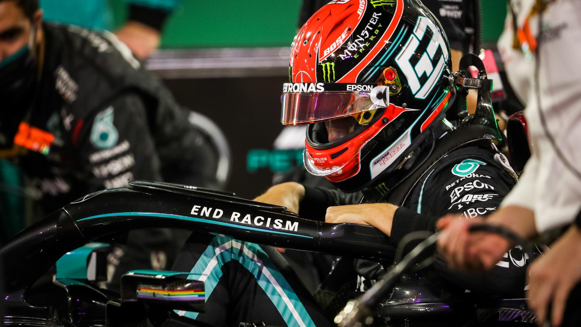 George Russell, 2020 Sakhir GP