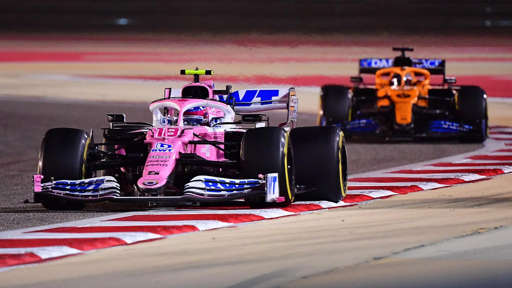Racing Point, 2020 Sakhir GP