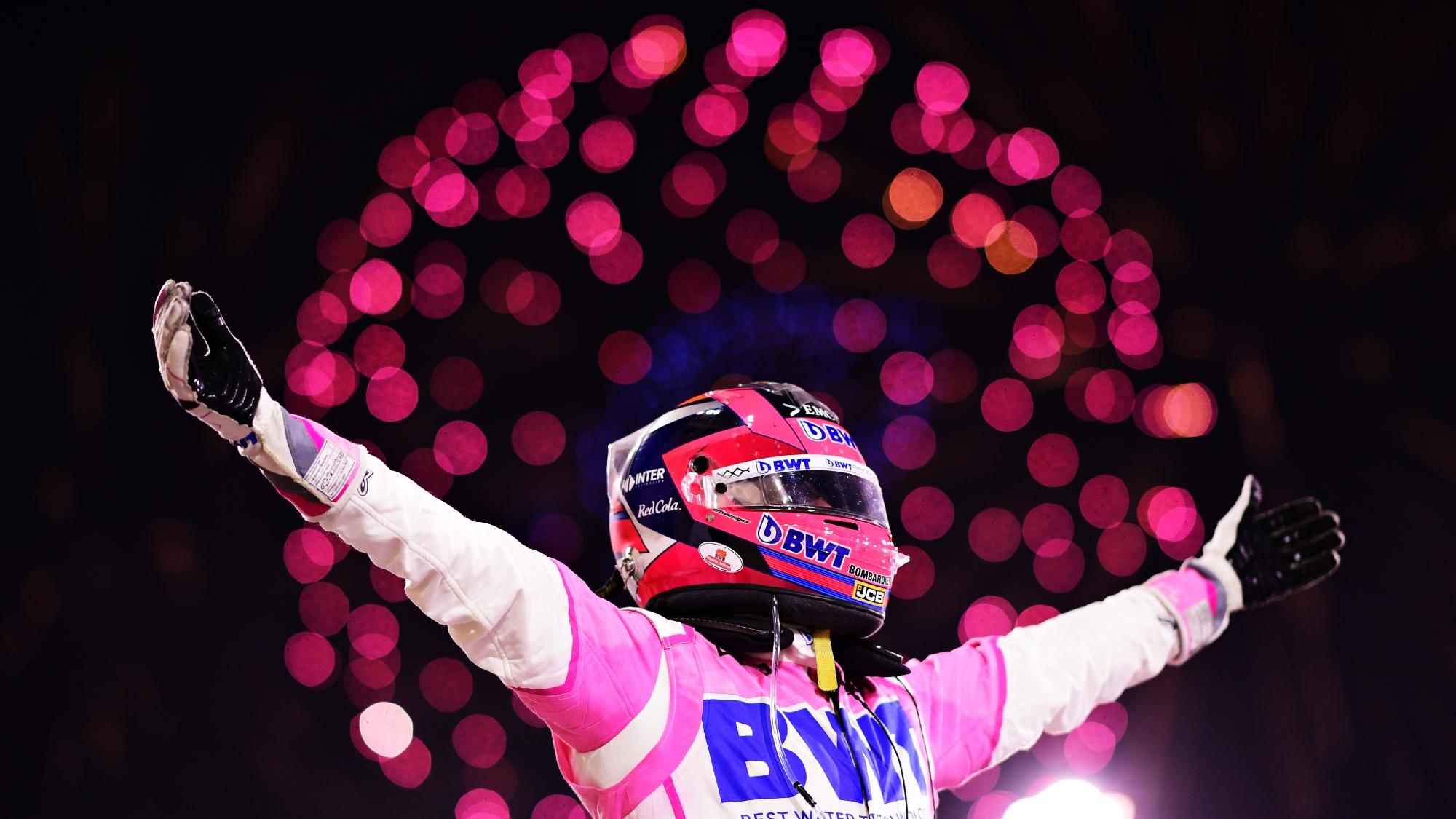 Sergio Perez, 2020 Sakhir GP