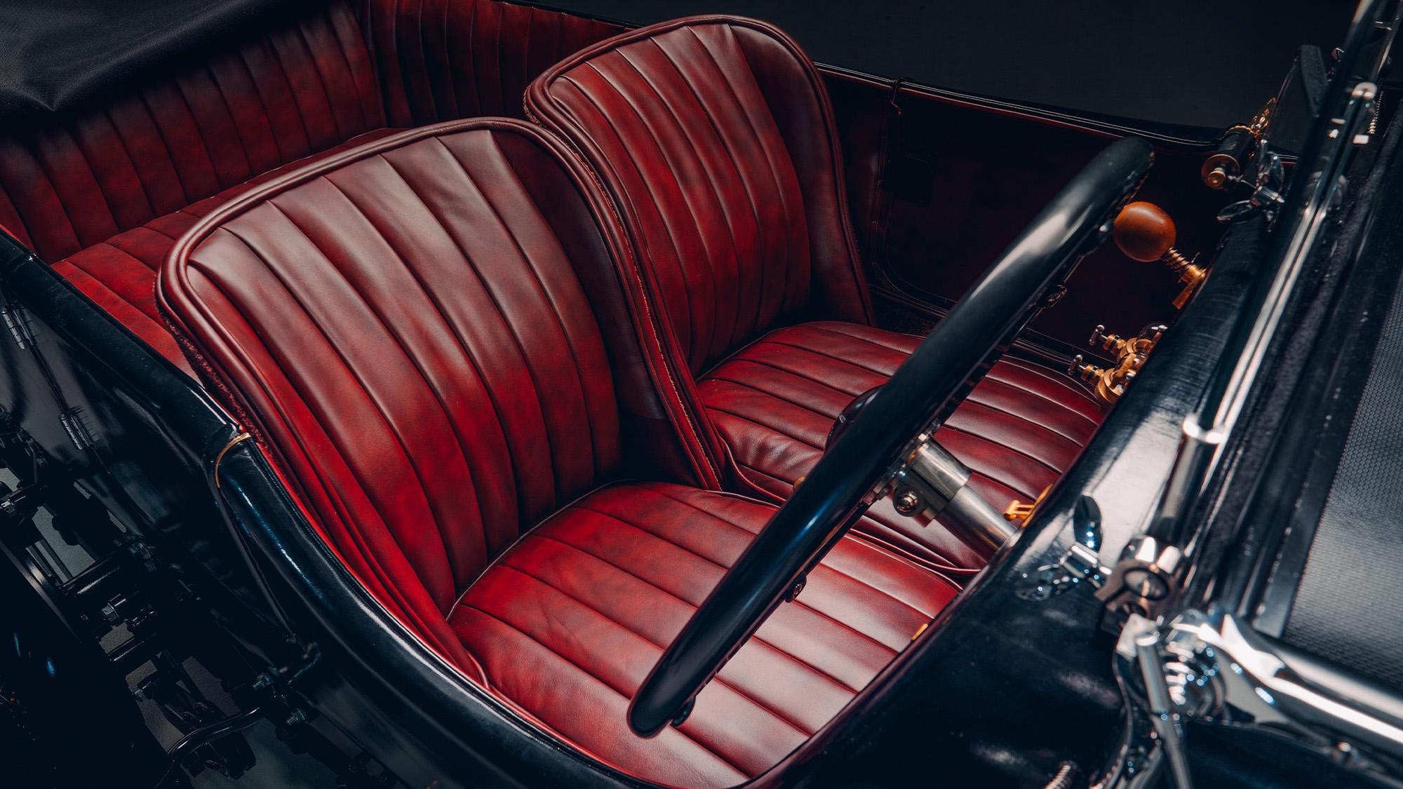 Bentley Blower Continuation seats