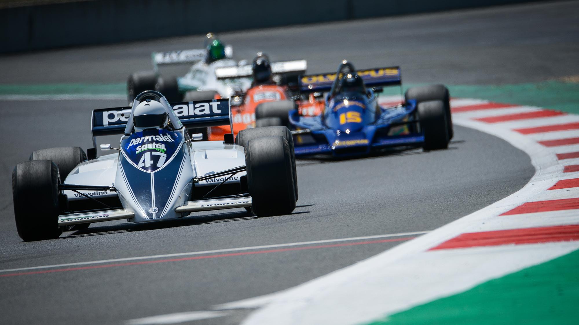 2019 Historic French Grand Prix