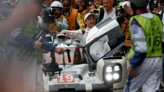 Earl Bamber: From driving instructor to Le Mans champion and team owner