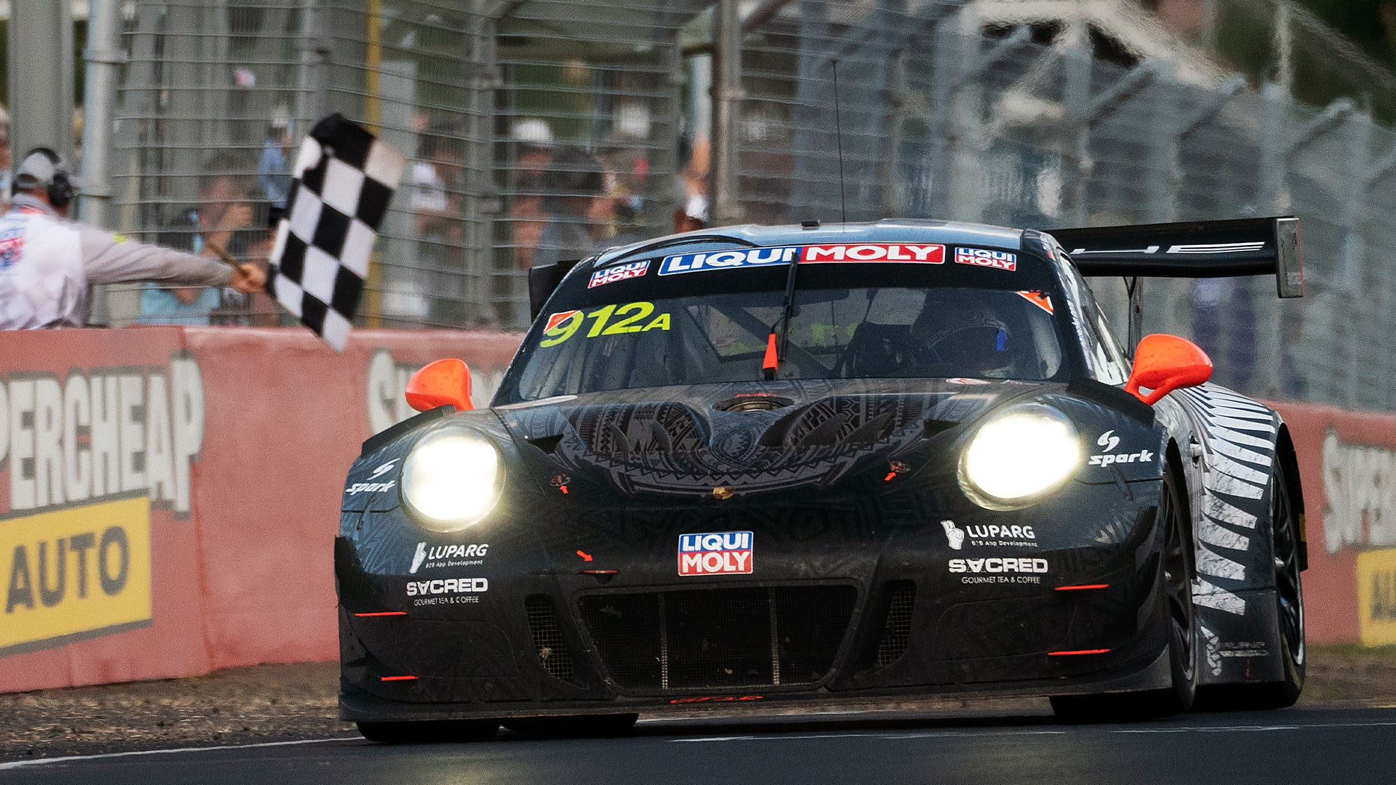 Earl Bamber MotorSport takes 1st at the 2019 Bathurst 12 Hours
