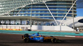 Alonso back in the Renault R25: the car that ended Ferrari's dominance