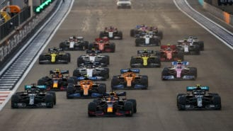 F1 approves sprint races, offering championship points