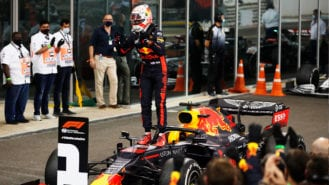 Verstappen cruises to victory – 2020 Abu Dhabi Grand Prix as it happened
