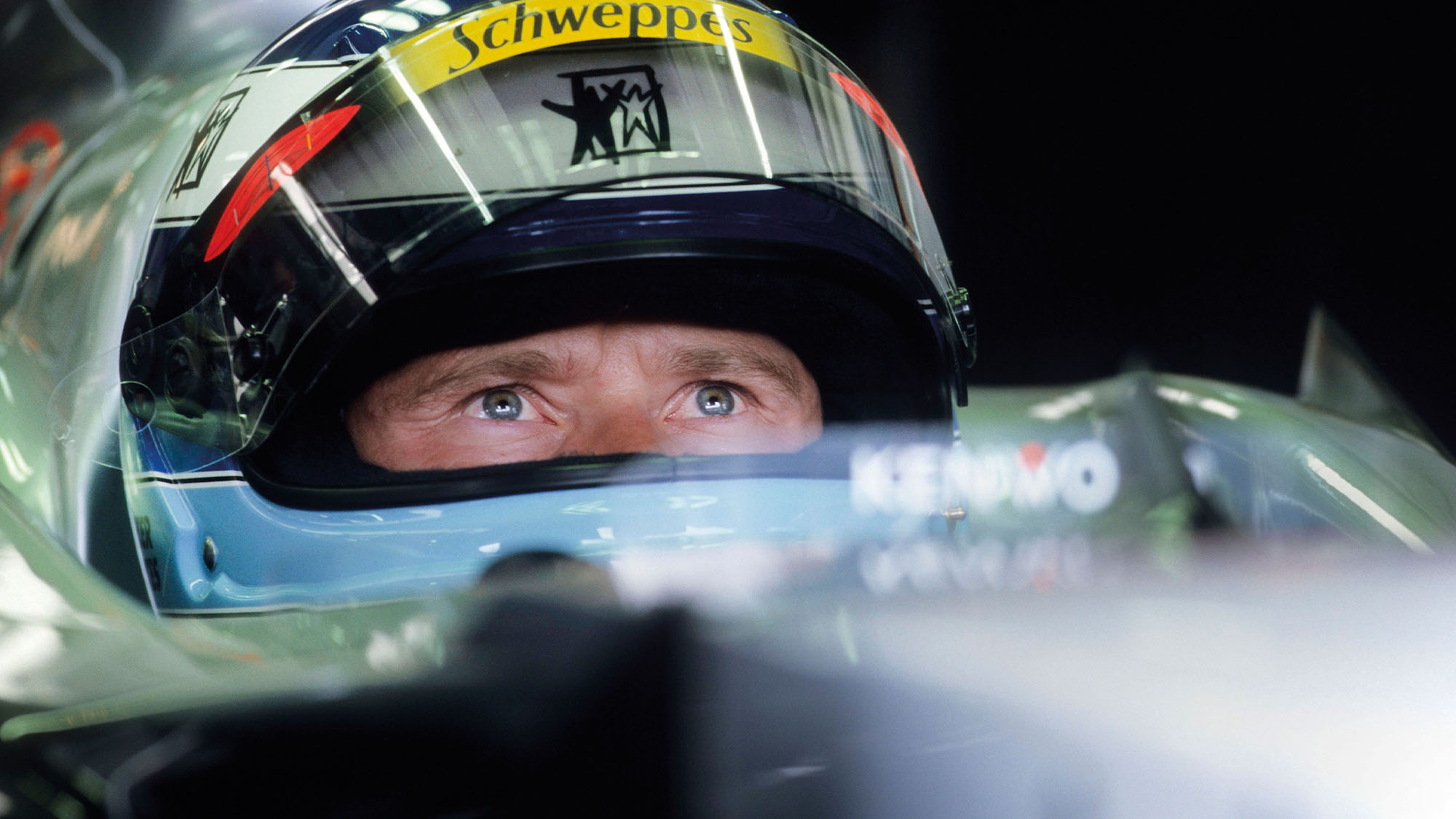 Mika Hakkinen: 'The police put me in jail at Silverstone and said I wasn't doing the Grand Prix'