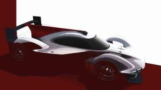 Porsche rejoins fight for Le Mans victory with 2023 LMDh prototype