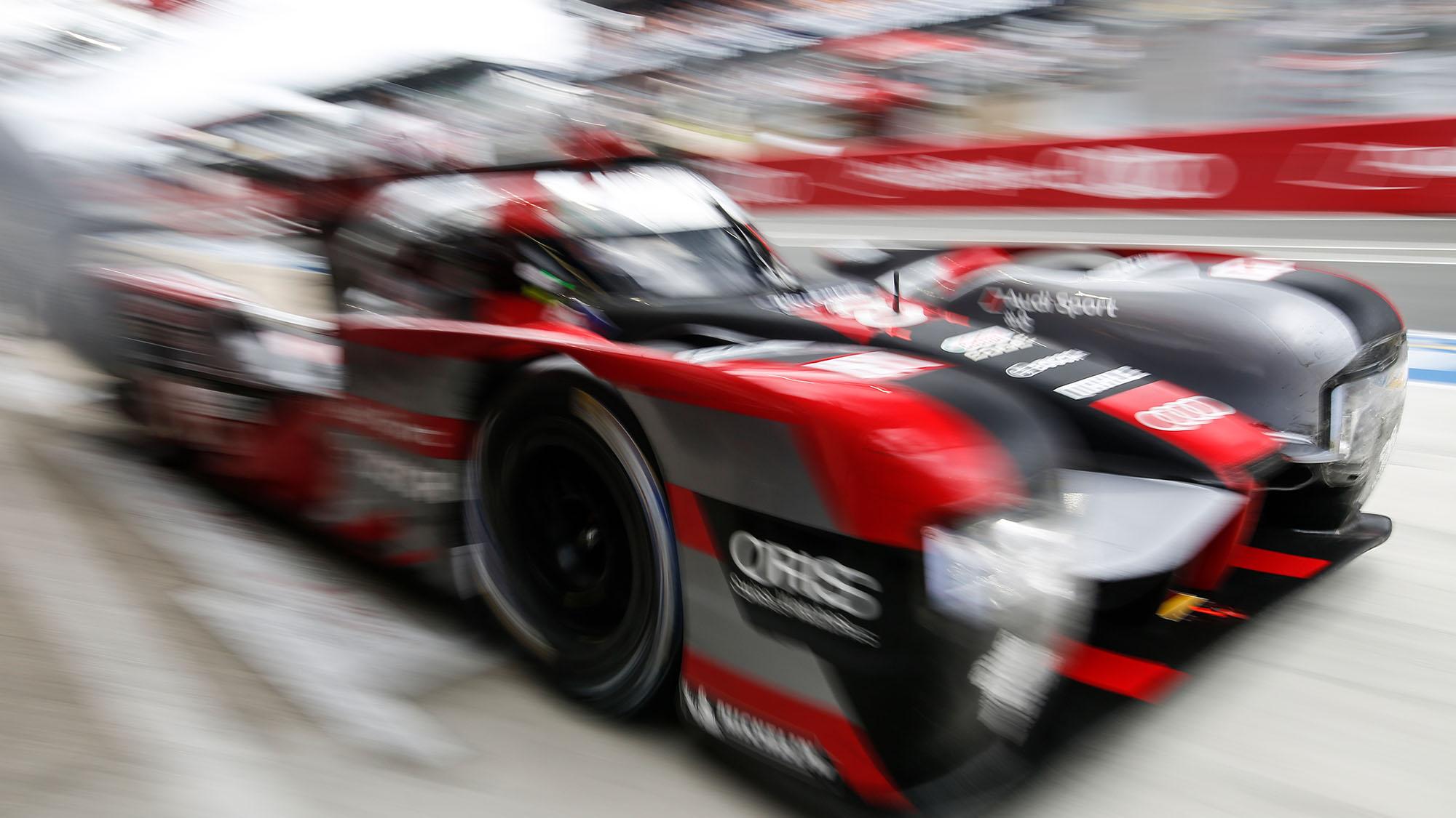 Audi Le Mans 2016
