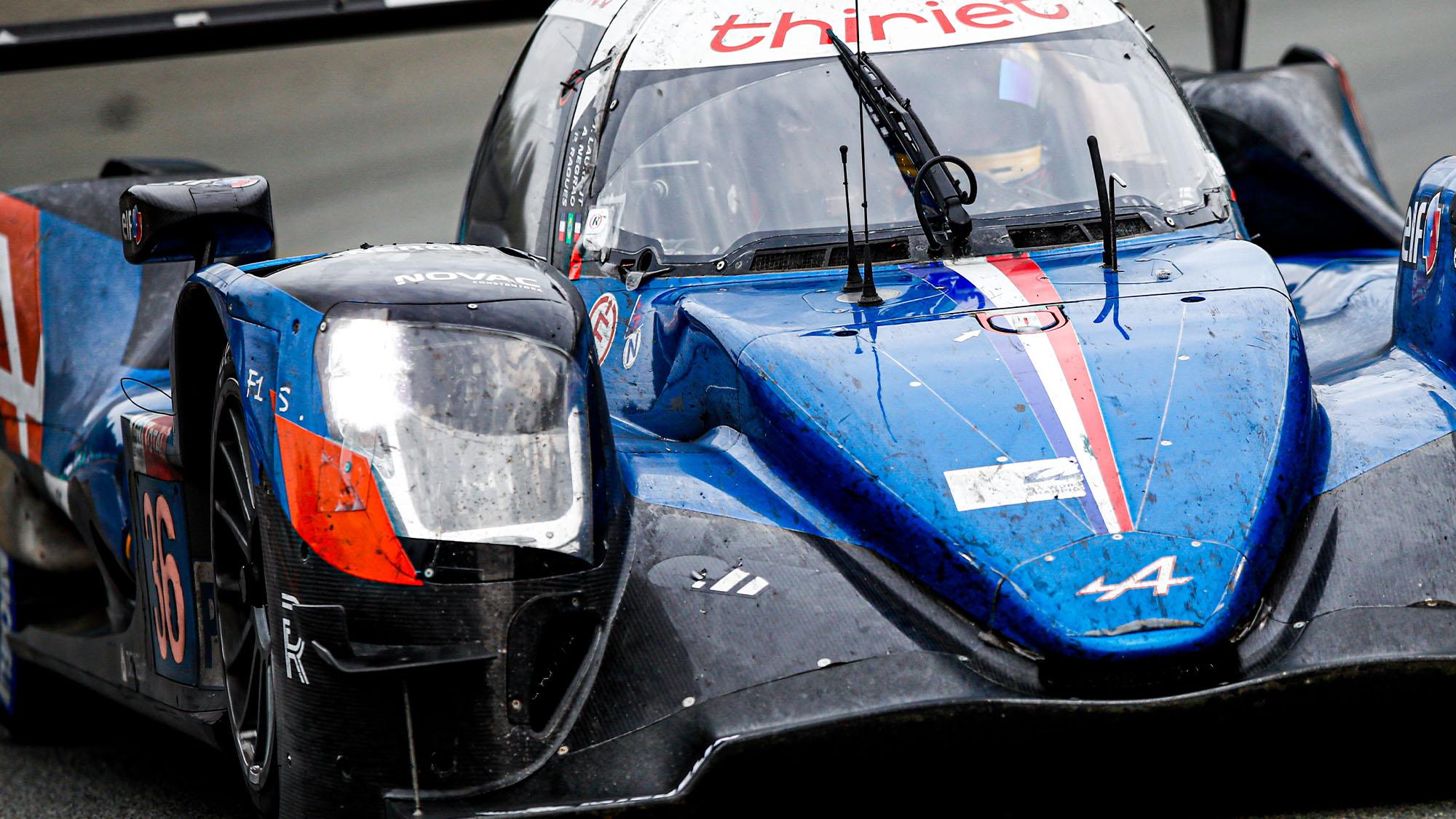Signatech Alpine 2020 Le Mans