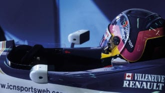 Jacques Villeneuve: 'I watched my father Gilles draw his helmet design in our motorhome'