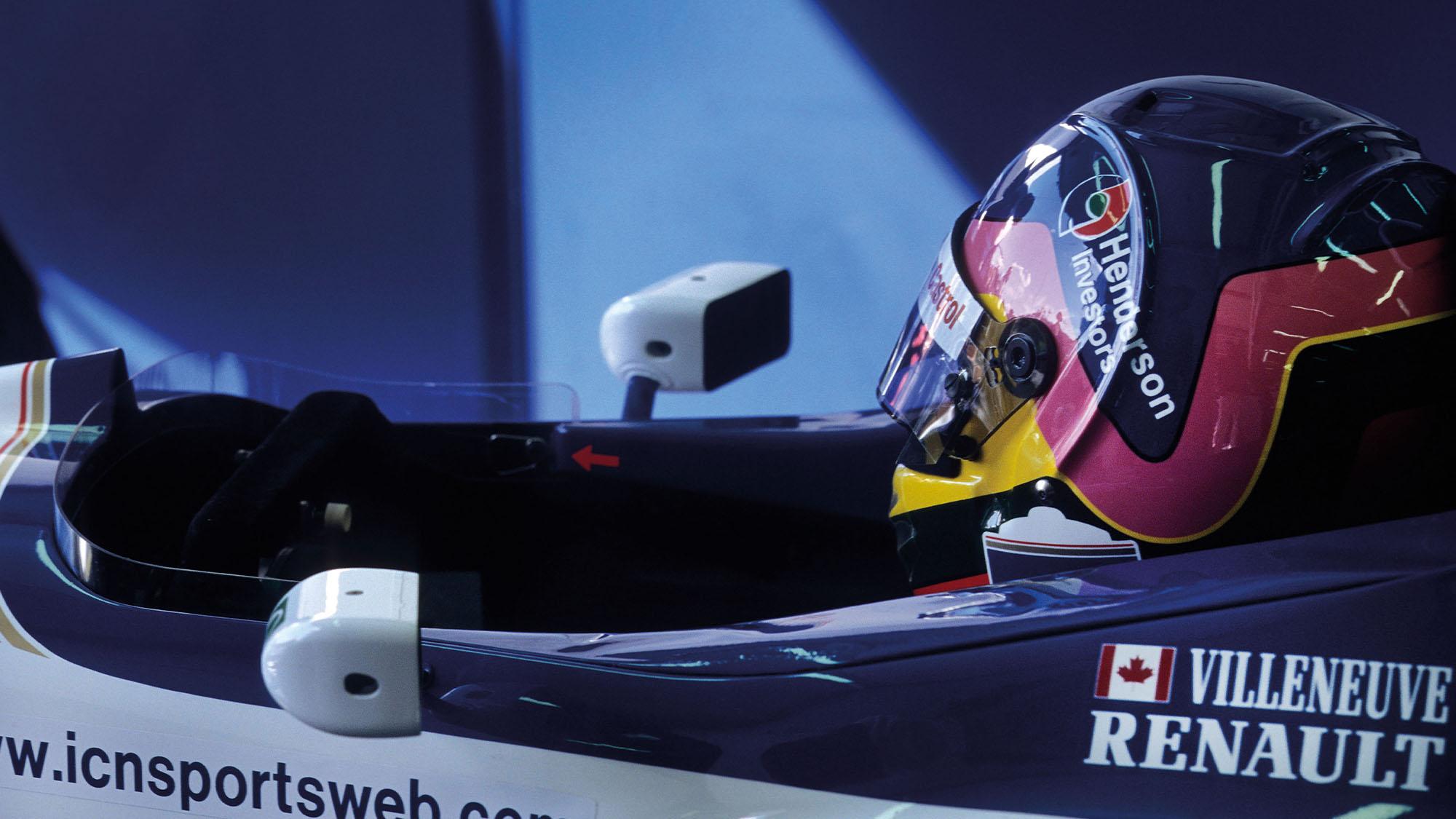 Jacques Villeneuve Williams