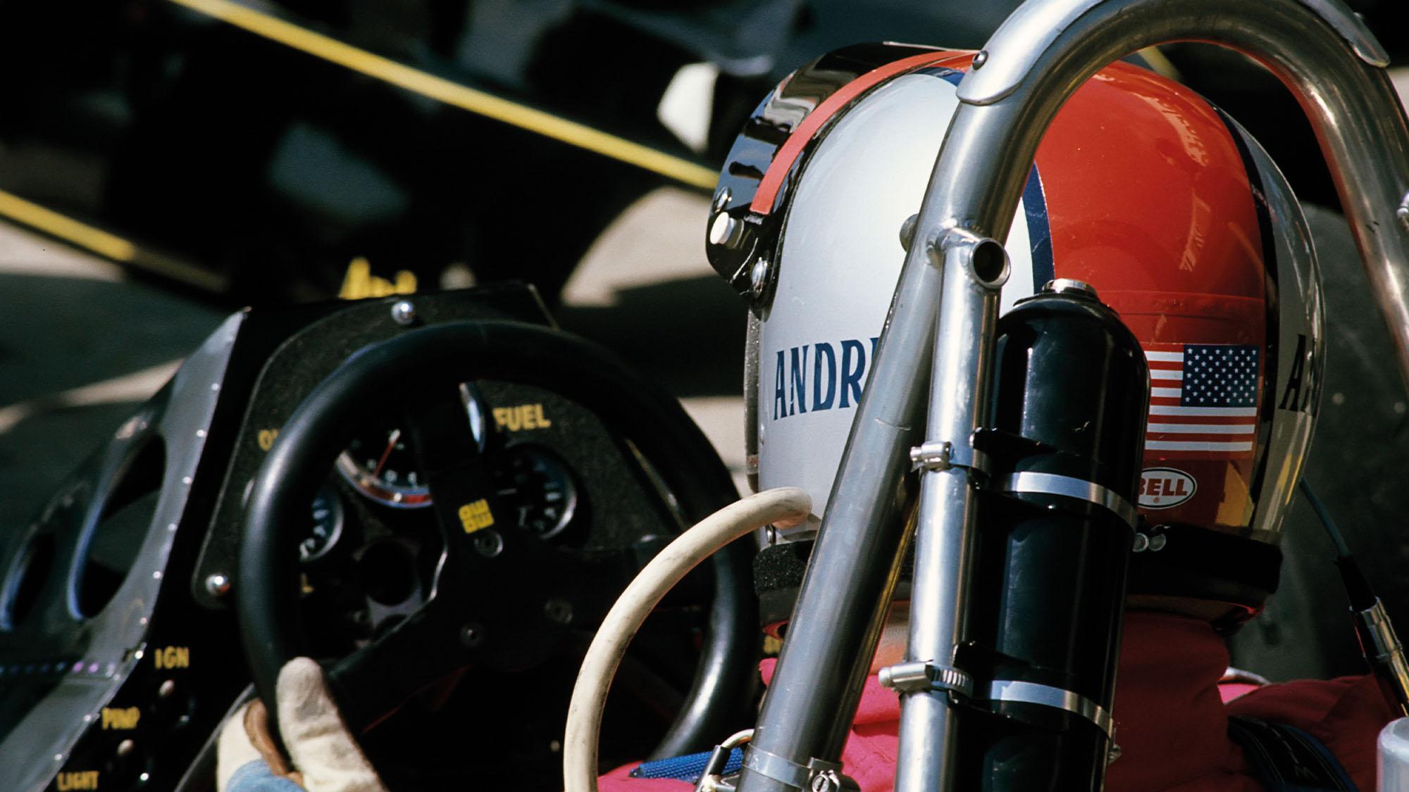 Andretti lead