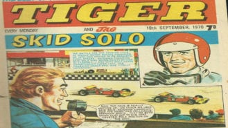 Skid Solo: The world's greatest racing driver — on paper