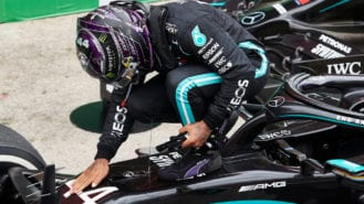 MPH: How much of Lewis Hamilton's success is down to his car?