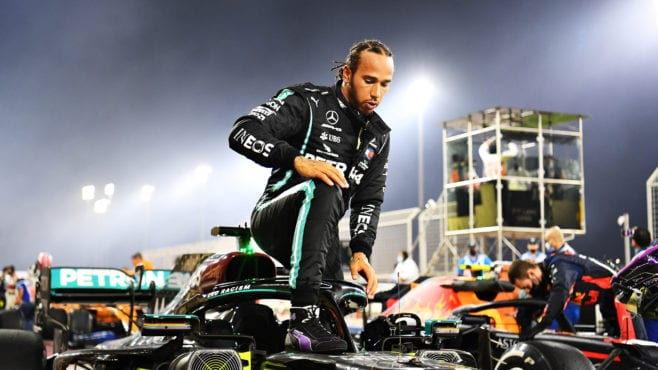 Sir Lewis Hamilton: knighthood for F1 champion in New Year Honours