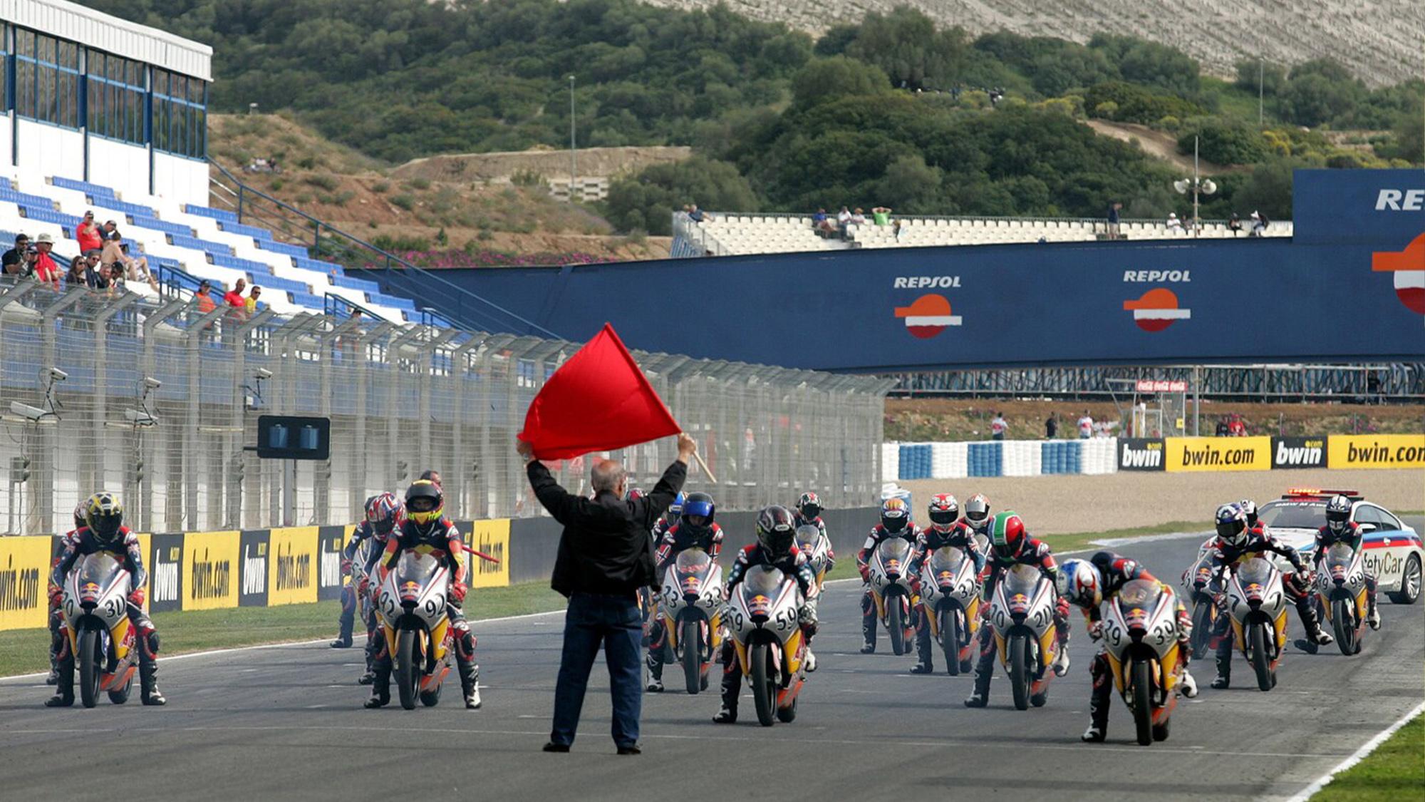 Red Bull Rookies 2008 Spanish GP