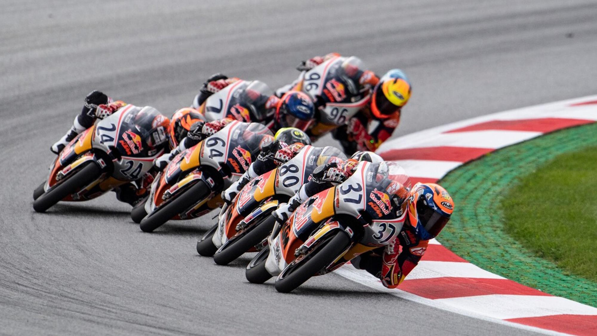 2020 Red Bull Rookies Cup