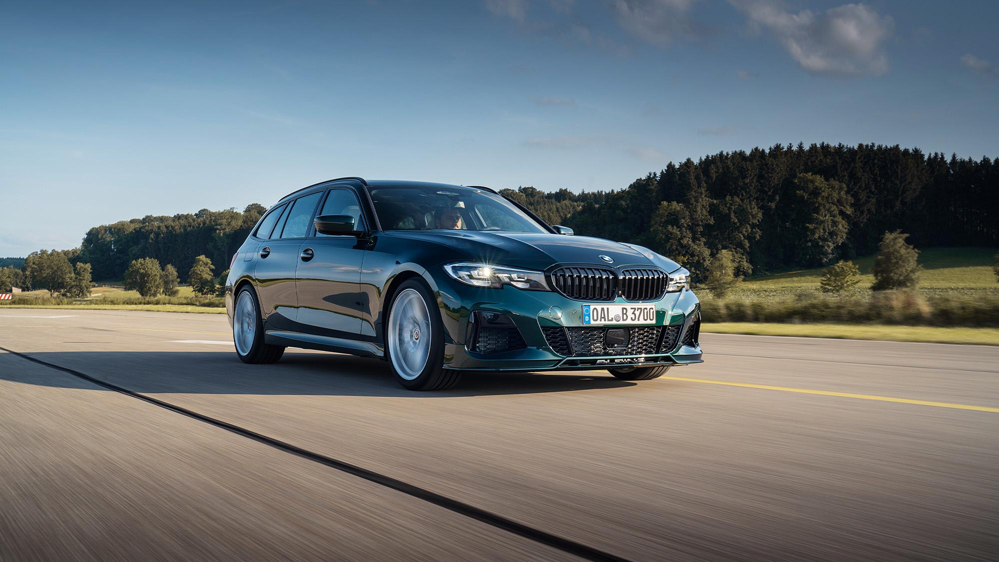 2020 BMW B3 Alpina Touring front