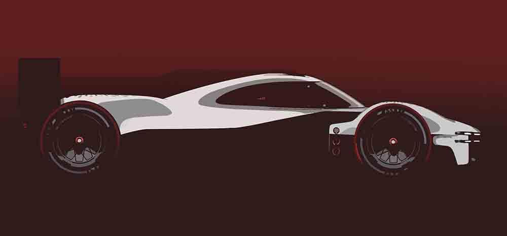 Porsche LMDh