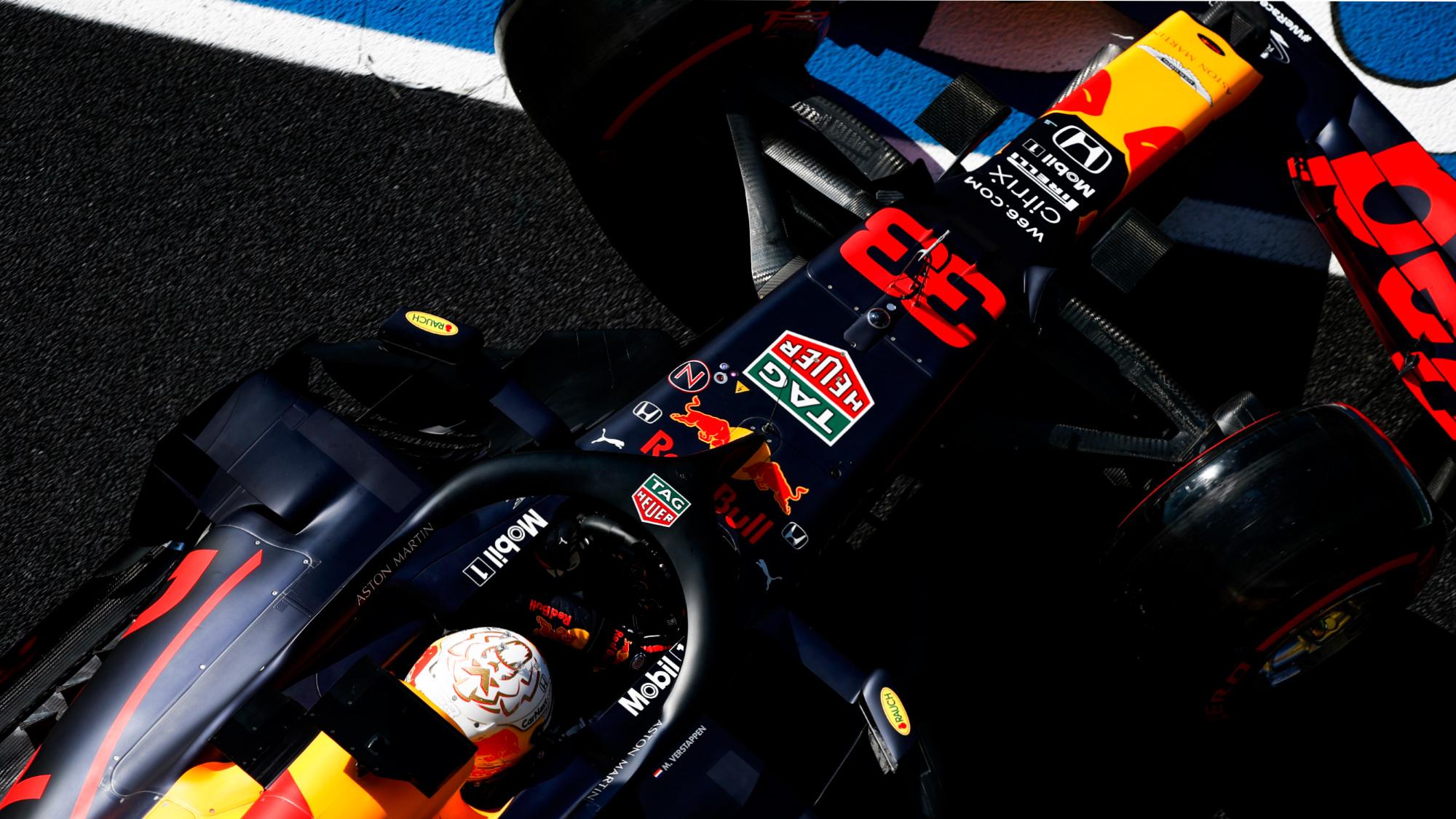 Max Verstappen, GP de Rusia 2020