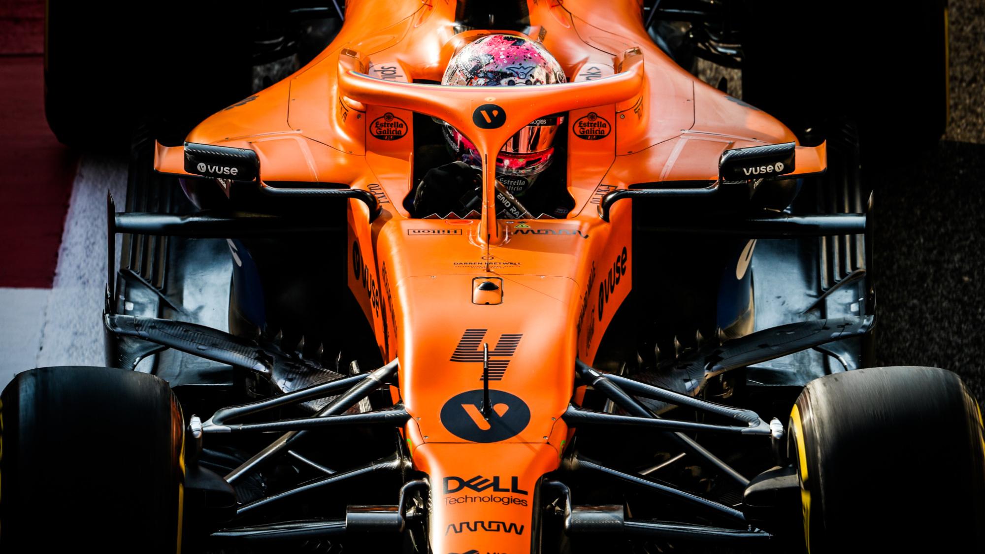 Lando Norris, 2020 Abu Dhabi GP
