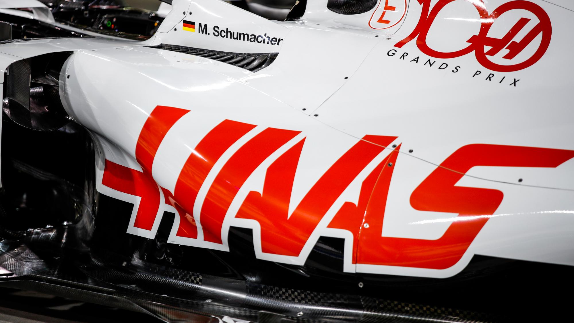 Mick Schumacher, 2020 Abu Dhabi test