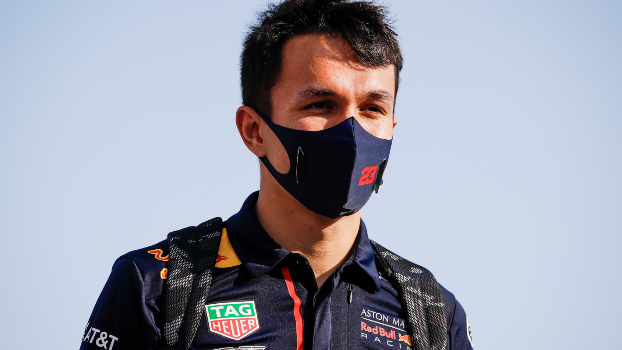 Albon to race DTM in 2021 alongside Red Bull F1 reserve role