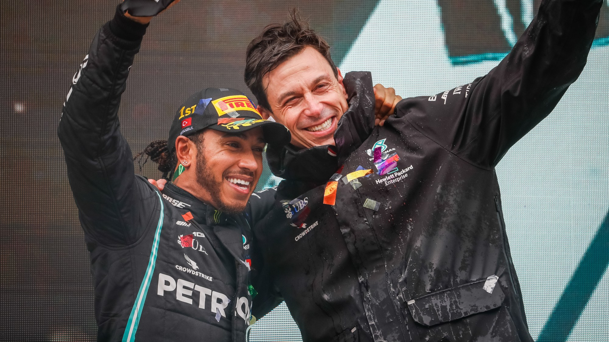 Hamilton's one year deal: Will he retire or race on like Schumacher?