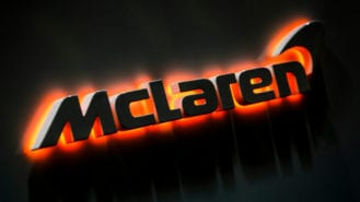 McLaren signs option to join Formula E in 2022