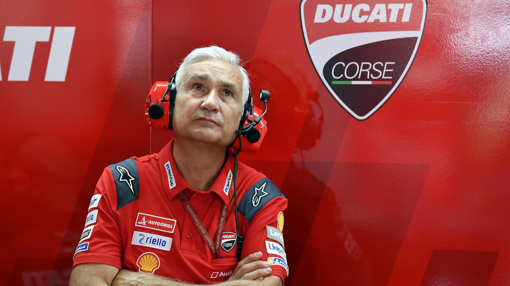 Davide Tardozzi, Ducati 2020