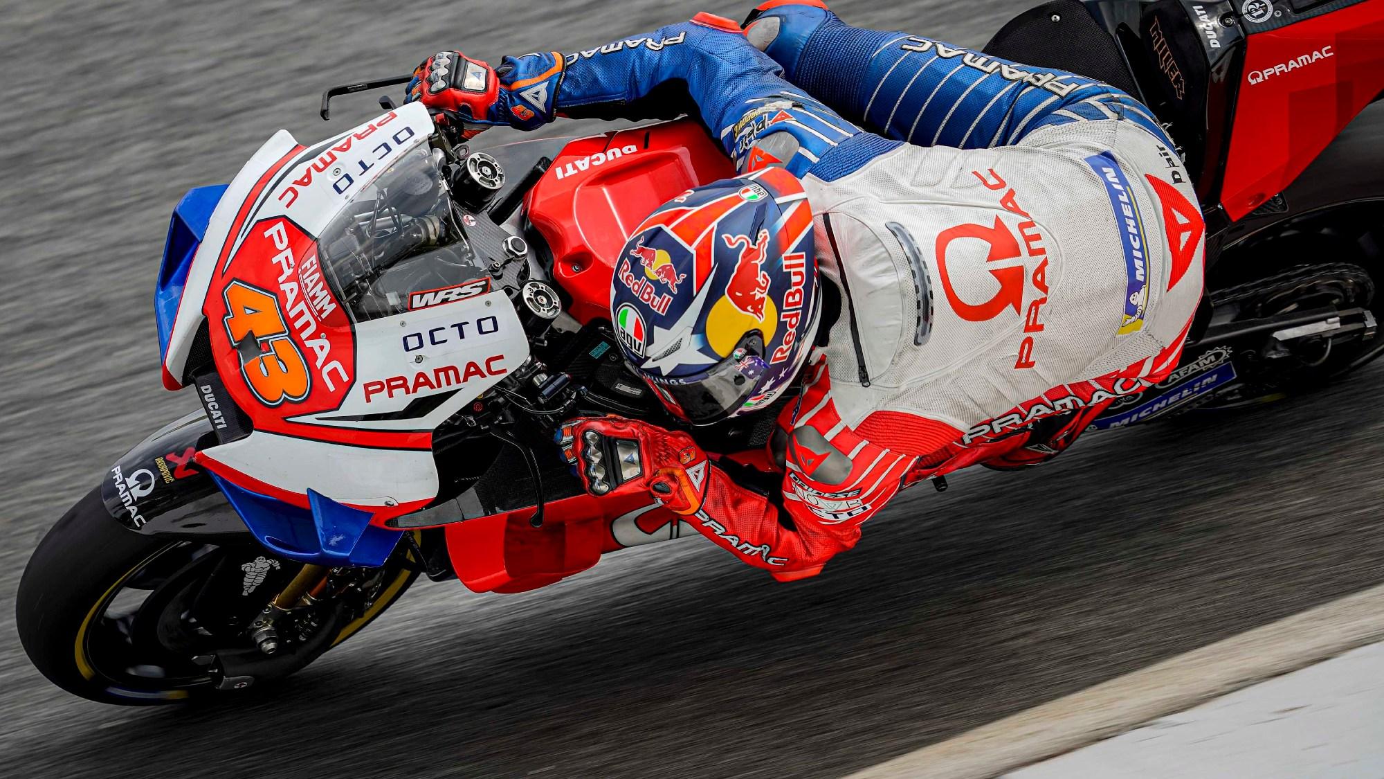 Jack Miller, 2020 Pramac Ducati