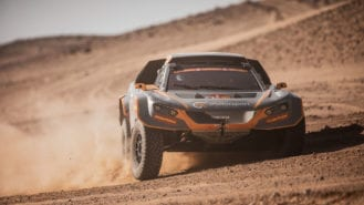 Dakar marches towards renewable revolution with electric car and 'green bivouac'