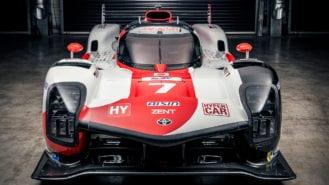 Toyota unveils 2021 GR010 Hybrid Le Mans Hypercar
