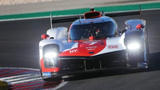 """'Hypercar marks a return to """"pure racing"""", say Toyota sports car drivers'"""