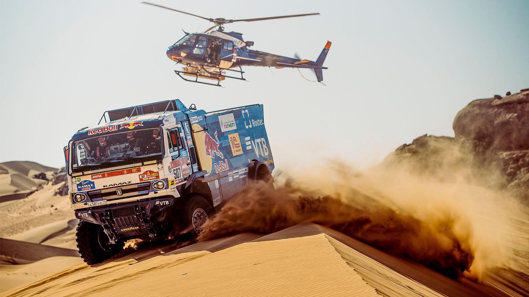 Dmitry Sorotinkov Dakar 2021