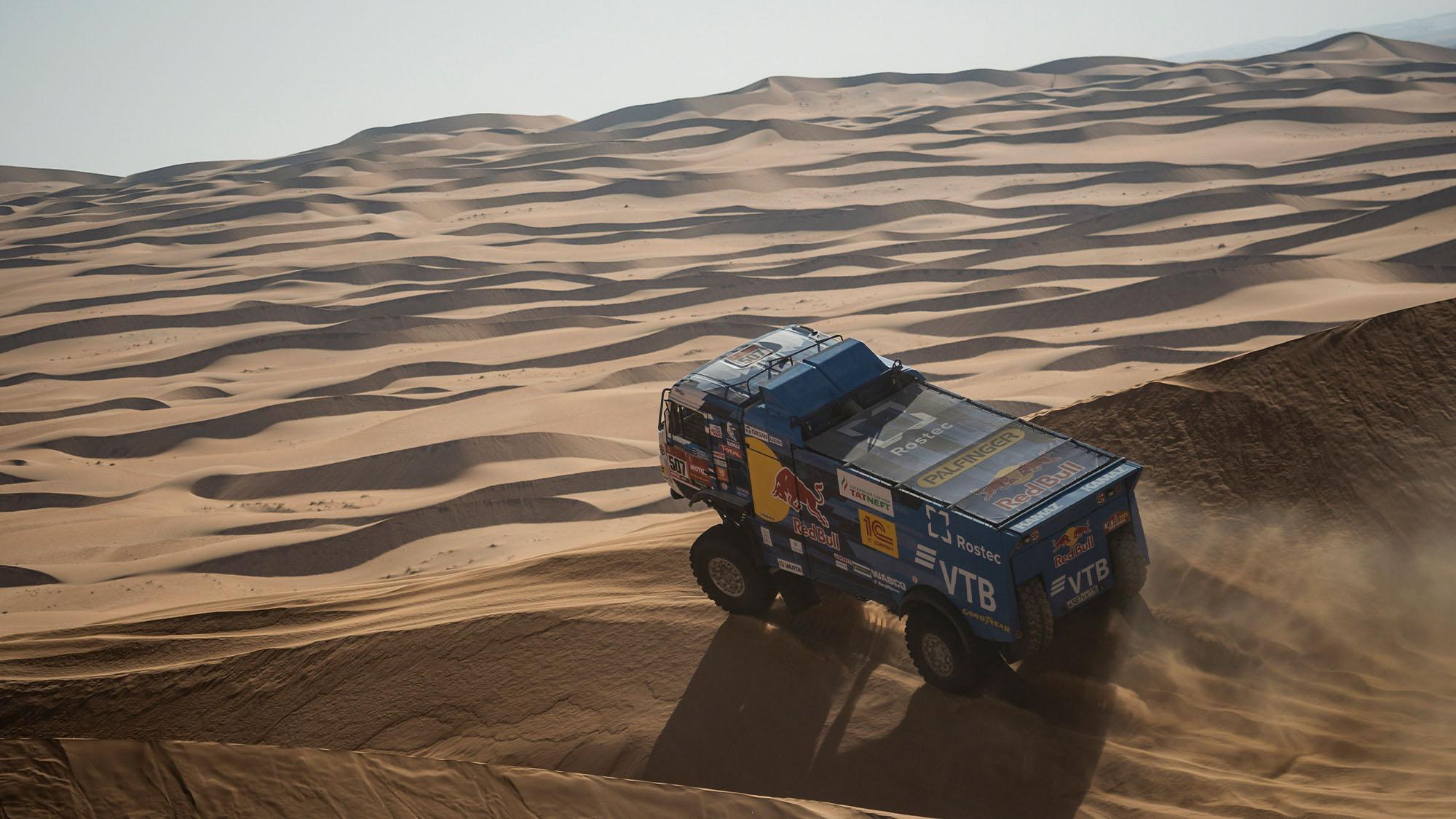 Dmitry Sorotnikov Dakar 2021