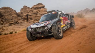 Dakar 2021 gallery: spectacular images from the rally raid classic