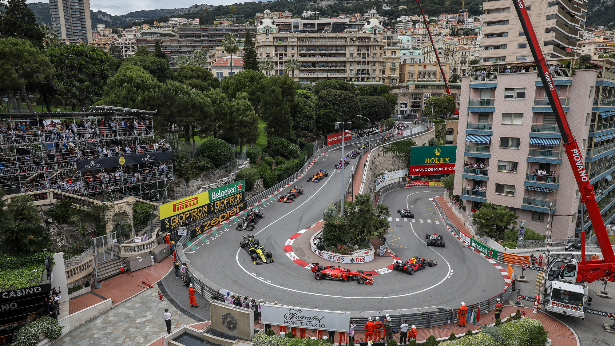 Monaco Grand Prix cancellation rumours are false, say organisers