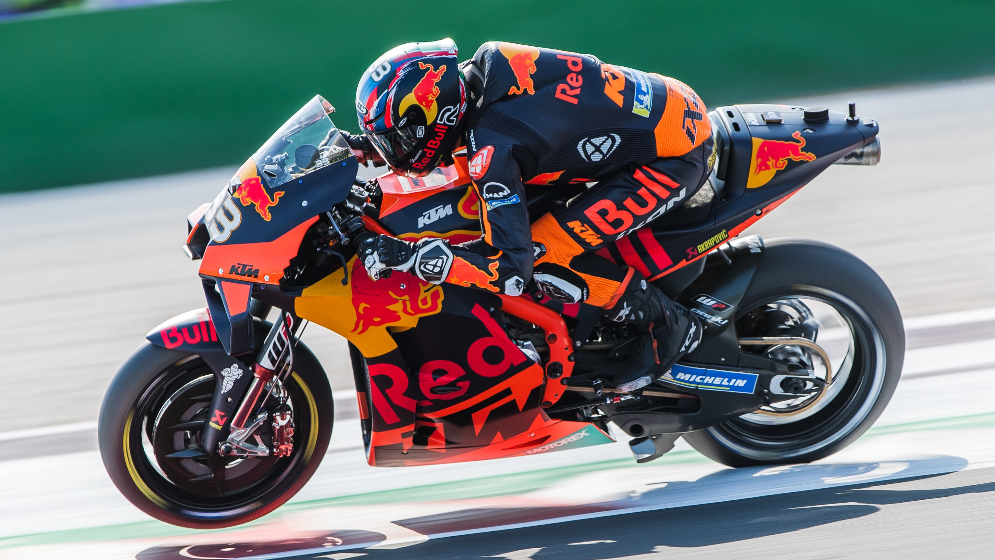 Can KTM win the 2021 MotoGP title?