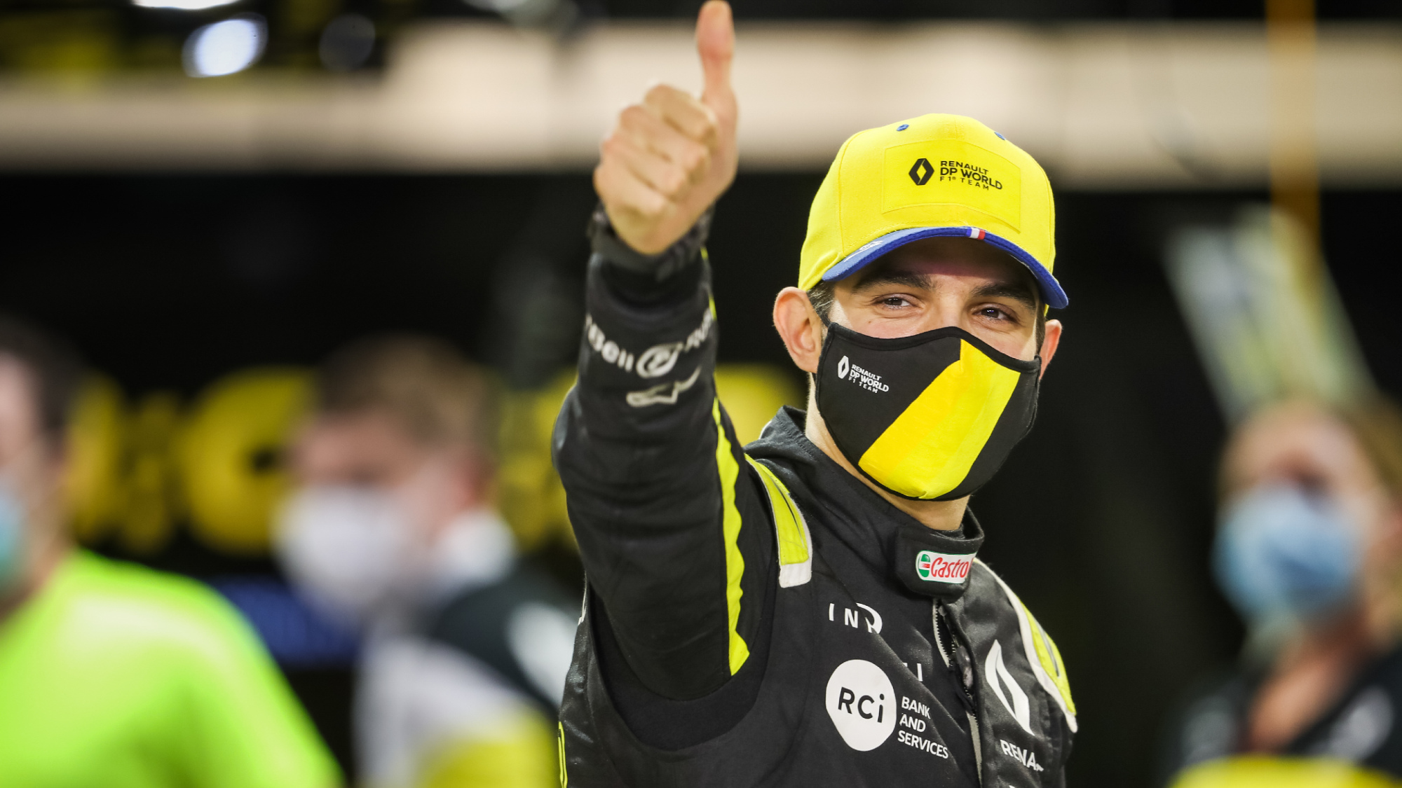 Esteban Ocon to enter Rallye Monte-Carlo for Alpine demo run