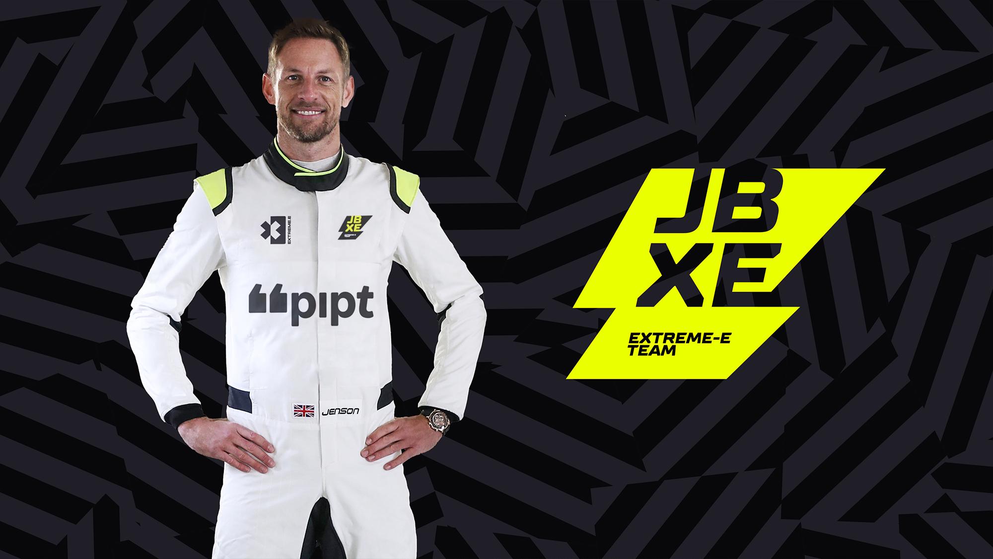 Jenson Button Extreme E