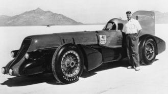 Ab Jenkins: The record-breaking, God-fearing mayor who made Bonneville capital of speed