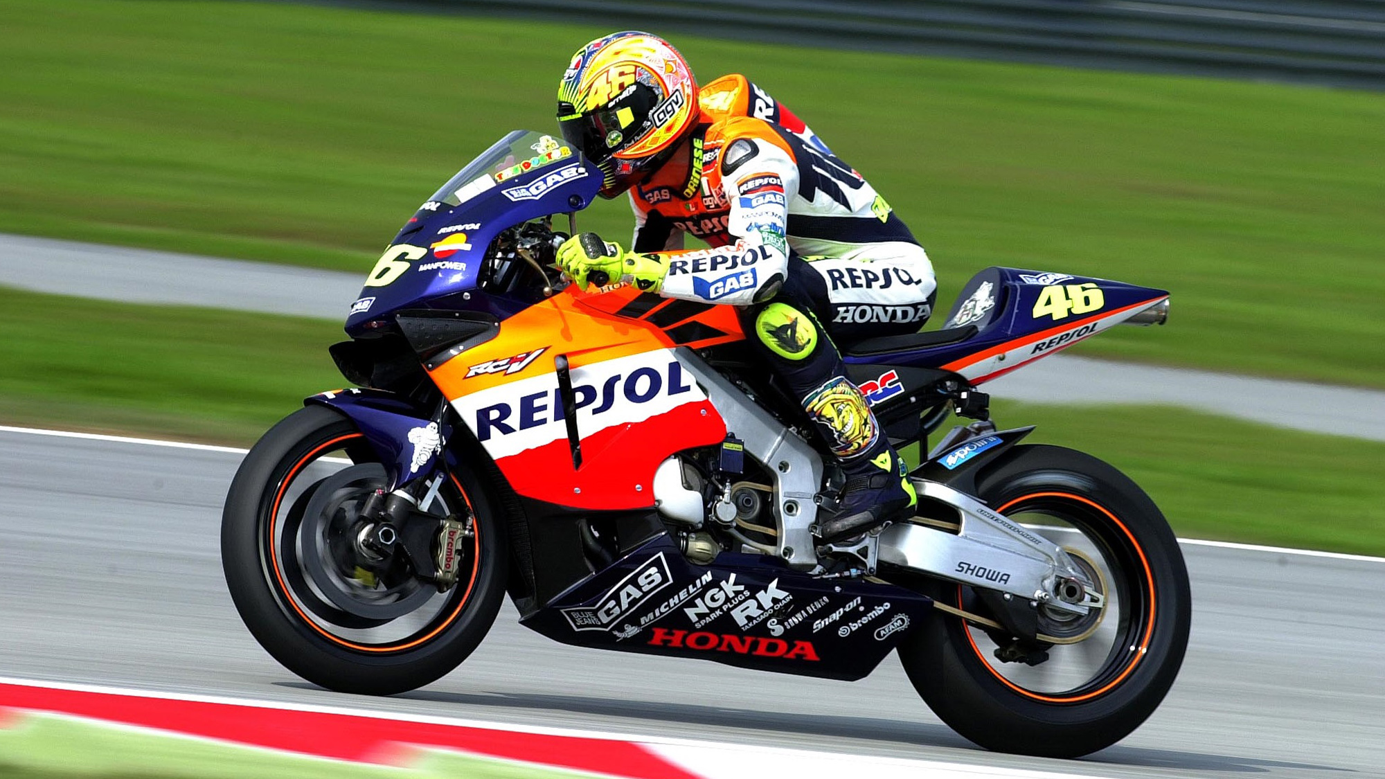 MotoGP's biggest winners: Rossi and Honda