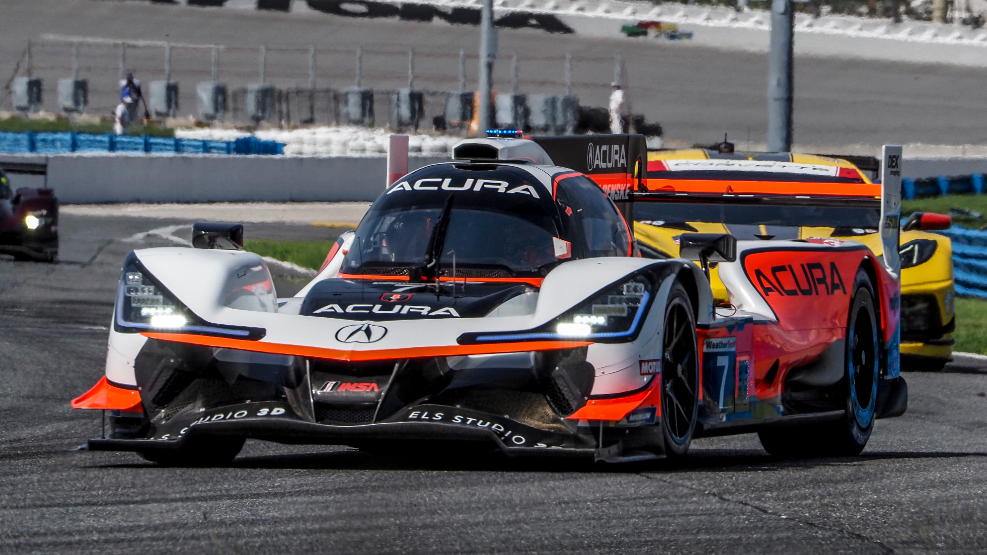 Acura to develop LMDh prototype for 2023 IMSA WeatherTech season