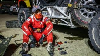 Stuck in the desert for 10 hours — twice: Sébastien Loeb on his nightmare Dakar 2021