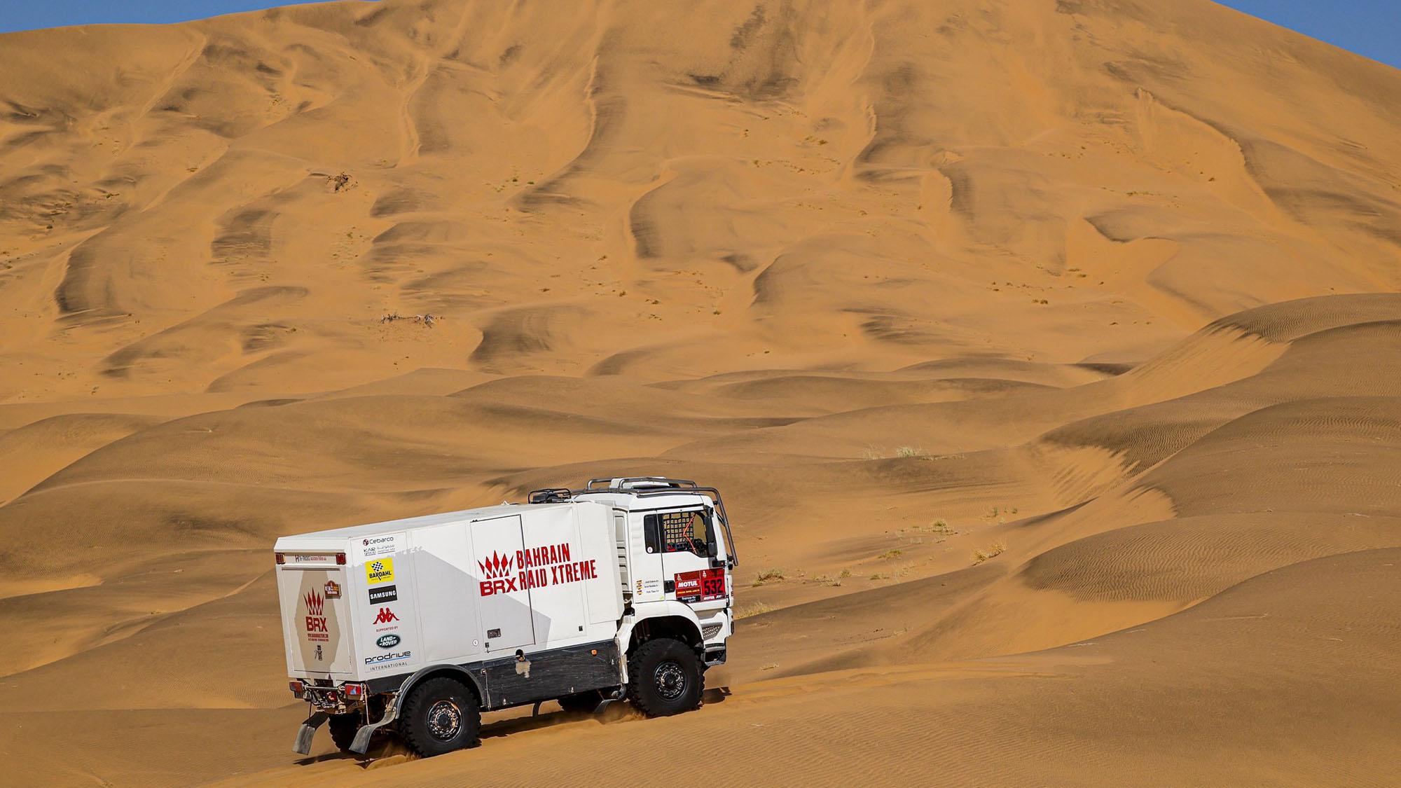 Truck Dakar 2021