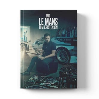 Product image for Mr Le Mans: Tom Kristensen | By Tom Kristensen with Dan Philipsen | Book | Hardback