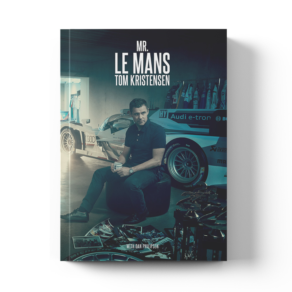 Product image for Mr Le Mans: Tom Kristensen | By Tom Kristensen with Dan Philipsen | Book | Hardback | Pre-order