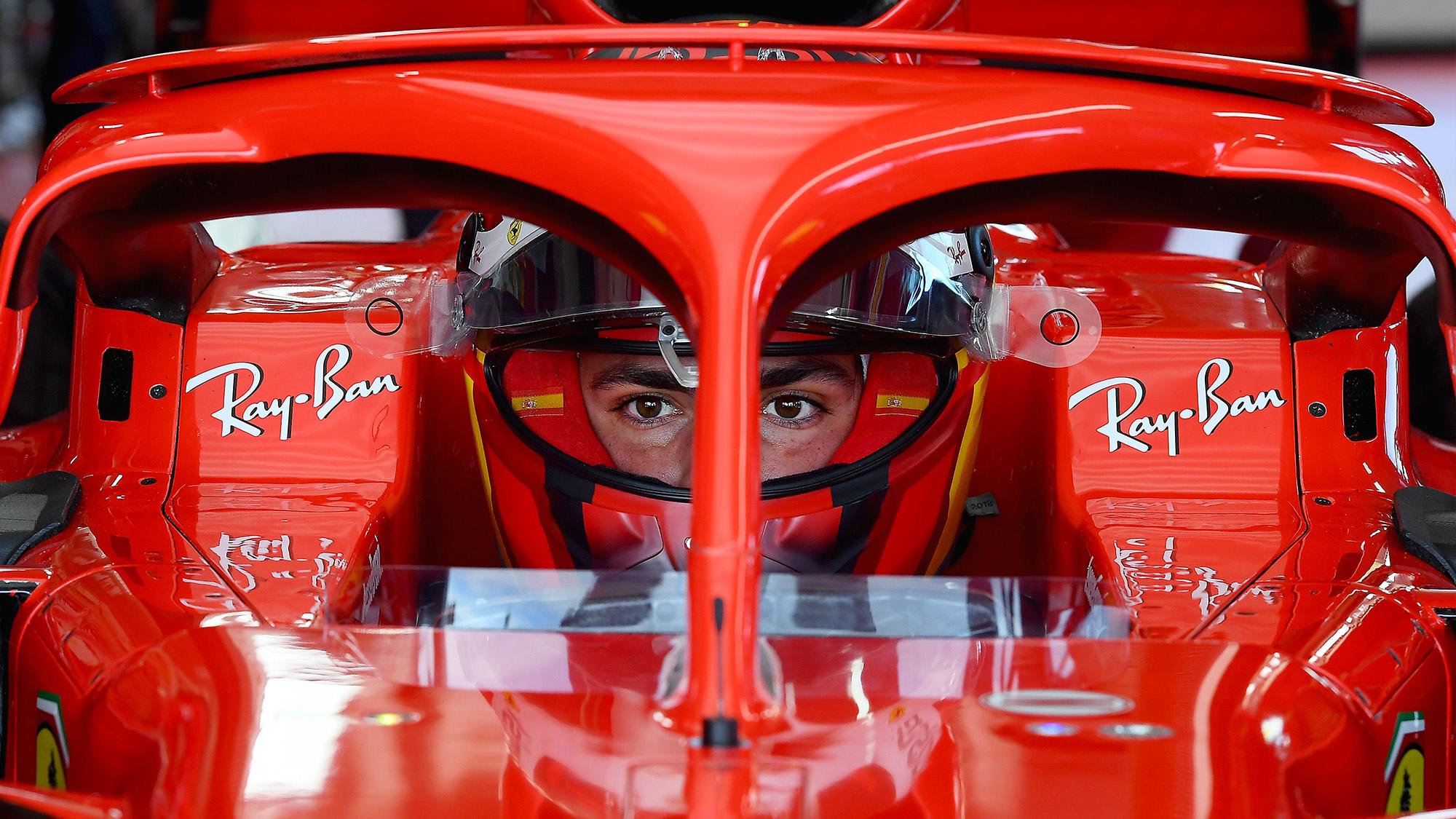 Friendly Assassin Carlos Sainz Targets Title Despite Ferrari Support Role Mph Motor Sport Magazine